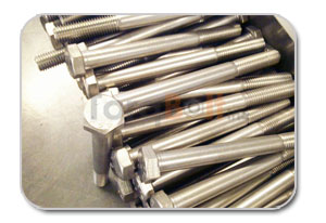 A470/A480 Stainless Steel Fastener Hex Bolt Full Threaded DIN 933 Distributors