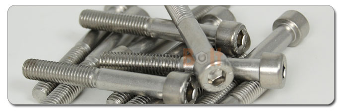 Manufacturers, Stockists & Distributors Of 304 Stainless Steel Bolts