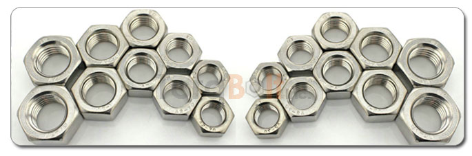 Manufacturers, Stockists & Distributors Of 304 Stainless Steel Nuts