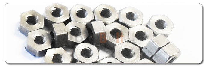 Manufacturers, Stockists & Distributors Of 316 Stainless Steel Nuts