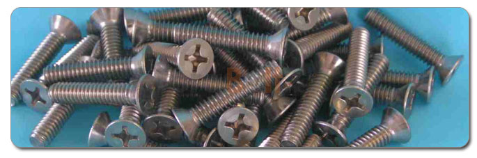 Manufacturers, Stockists & Distributors Of 316H Stainless Steel Screws