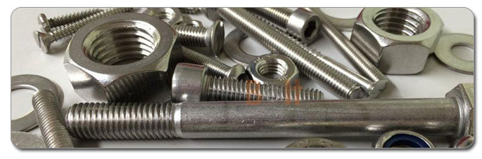 Manufacturers, Stockists & Distributors Of 321 Stainless Steel Nuts