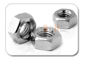 A470/A480 Stainless Steel Fastener Hex Nut Manufacturer