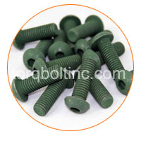 Metric Set Screws Surface Treatments