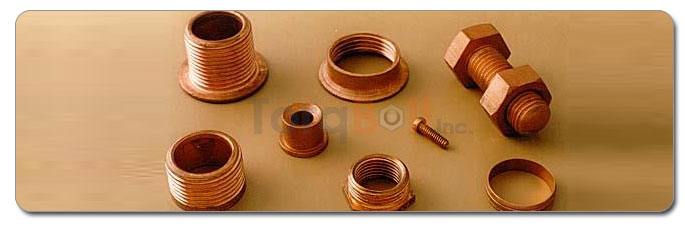 Manufacturers, Stockists & Distributors Of  Copper Fasteners
