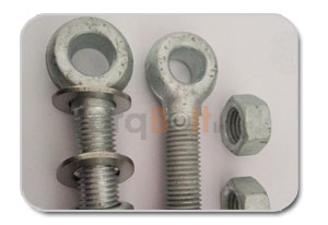 DIN 444 A – Eye Bolts