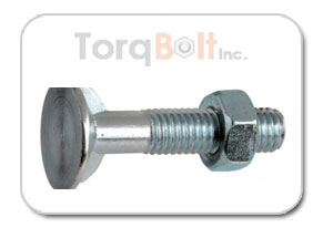 DIN 604 – Flat Countersunk Nip Bolts With Hex Nuts