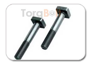 DIN 608 – Countersunk Square Bolts (Short Neck)