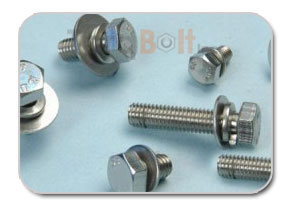 DIN 610 – Hex fitting Bolts w/short Threaded Portion