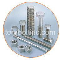 Duplex Stainless Steel Slotted Nuts