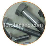 Hastelloy Hex Jam Nuts