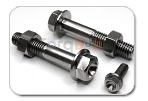 Hex Head Bolts