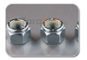 Imperial Thread Nylock Nuts Stockists