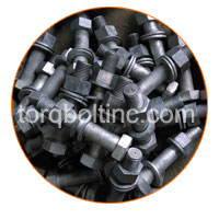 Incoloy Heavy Hex Nuts