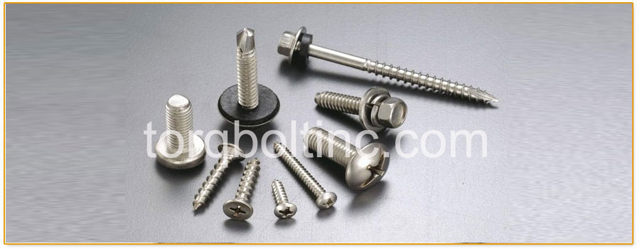 Original Photograph Of Inconel Fasteners  At Our Factory