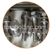Monel Heavy Hex Nuts