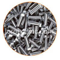 Nickel Alloy Heavy Hex Nuts
