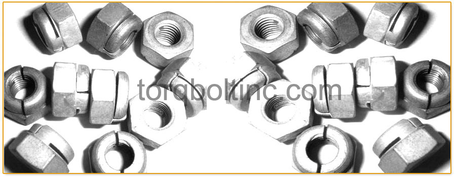 Original Photograph Of Pin Lock Nuts At Our Factory