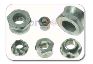 Security Nuts Manufacturers
