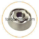 Inconel Security Nuts