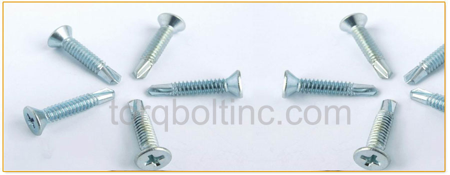Original Photograph Of Self Drilling Screw  At Our Factory