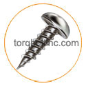 Nickel 201 Sheet metal screws