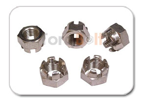 Slotted Hex Nut Stockists