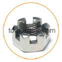 Monel Slotted Nuts