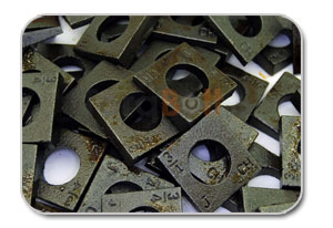 Square Beveled Washers Stockists