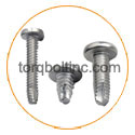 copper Nickel Thread Cutting Screw