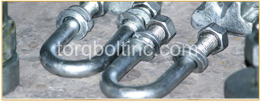 Original Photograph Of U Bolts At Our Factory