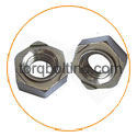 Copper Weld Nuts