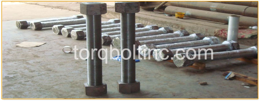 Original Photograph Of ASTM A193 Grade B7 Fasteners At Our Factory