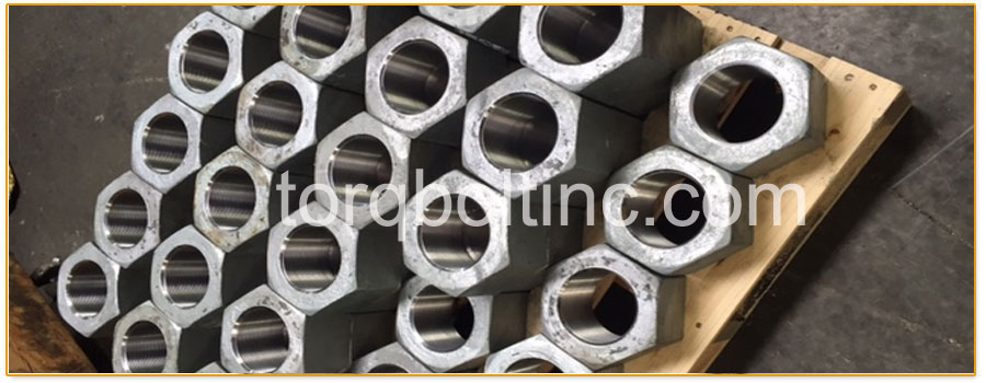Original Photograph Of ASTM A194 Grade 7 Fasteners  At Our Factory