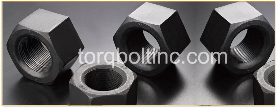 Original Photograph Of ASTM A194 Grade 7M Fasteners  At Our Factory