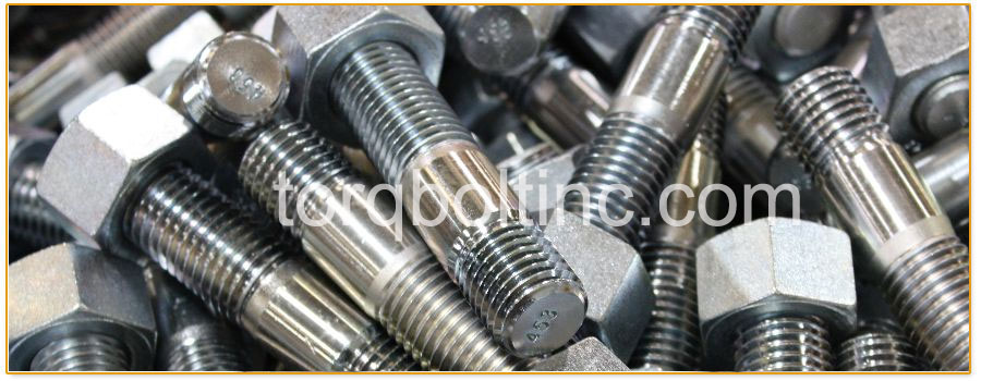 Original Photograph Of A286 (ASTM A453 Grade 660) Fasteners At Our Factory