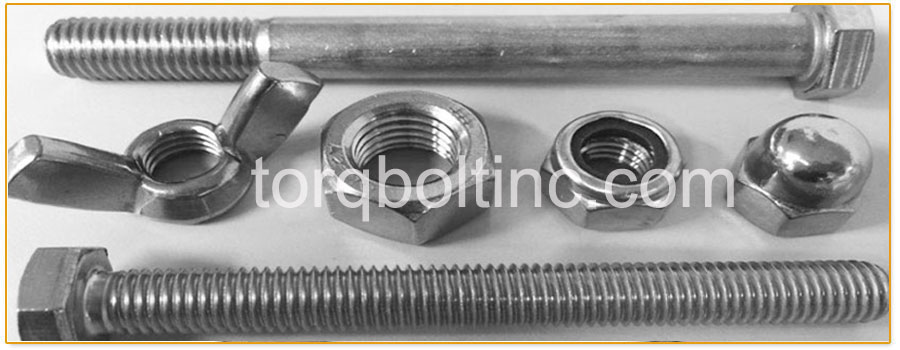Original Photograph Of AISI 4140 Fasteners  At Our Factory