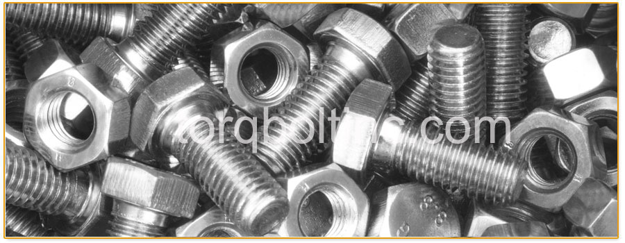 Original Photograph Of ASTM A193 Grade B7M Fasteners At Our Factory