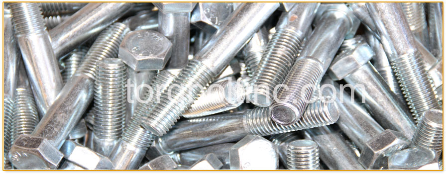 Original Photograph Of Incoloy 800H Fasteners  At Our Factory