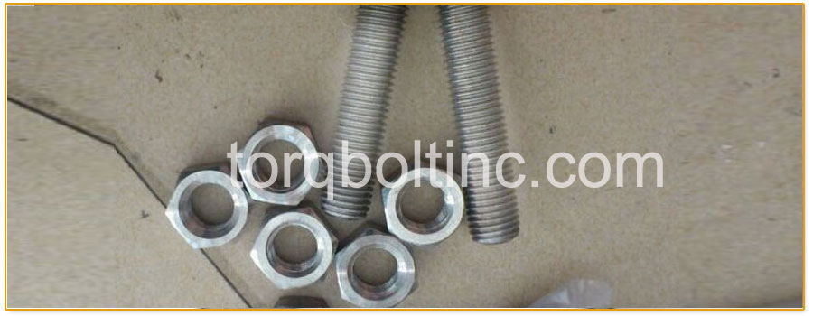 Original Photograph Of Nickel 201 Fasteners At Our Factory