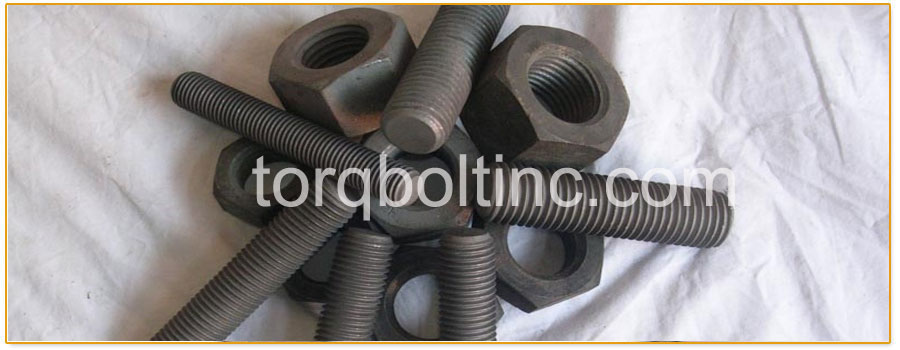 Original Photograph Of SAE J429 Grade 8 Fasteners At Our Factory