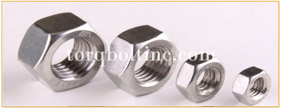 ASTM F836 Stainless Steel Metric Nuts