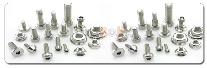 Manufacturers, Stockists & Distributors Of 316 Stainless Steel Bolts