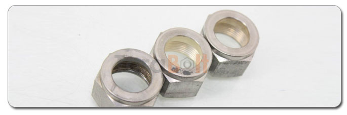 Manufacturers, Stockists & Distributors Of 316H Stainless Steel Nuts