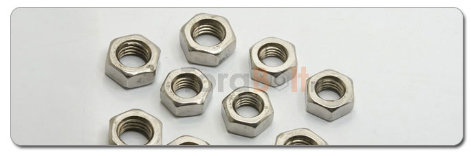 Manufacturers, Stockists & Distributors Of 347 Stainless Steel Nuts