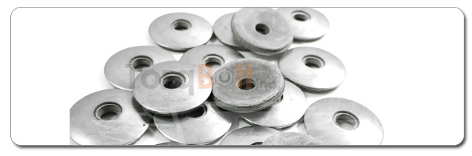 Manufacturers, Stockists & Distributors Of 347 Stainless Steel Washer