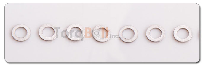 Manufacturers, Stockists & Distributors Of 410 Stainless Steel Washer
