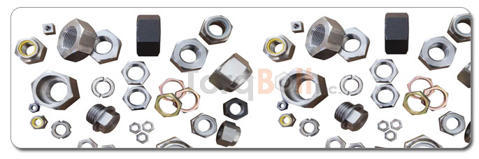 Manufacturers, Stockists & Distributors Of 904L Stainless Steel Nuts