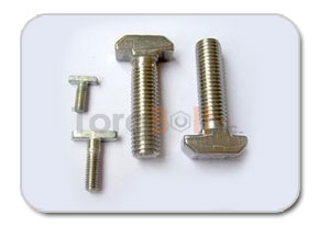 DIN 186 A – Tee-Head Bolts With Square Head