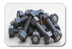 DIN 525 – Weld Studs With Hexagon Nuts